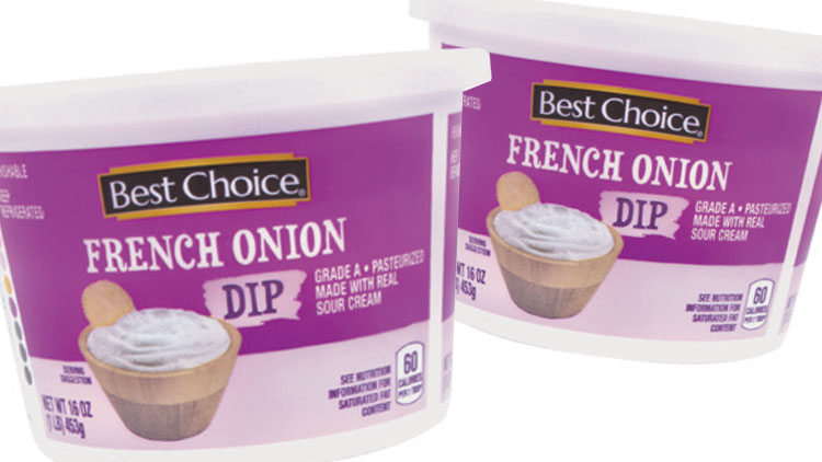 Picture of Best Choice Snack Dip