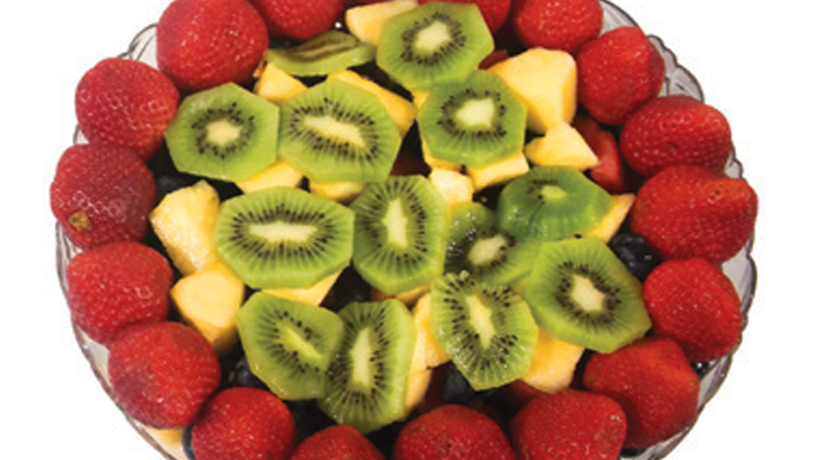 Picture of Fresh Cuts Fancy Fruit Bowl