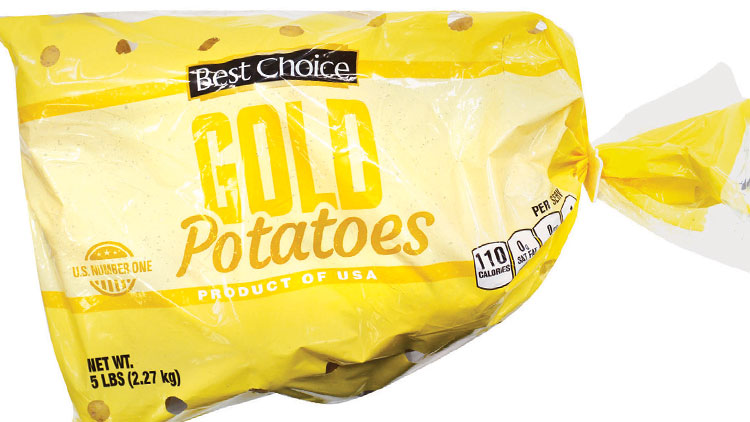 Picture of Best Choice Gold Potatoes