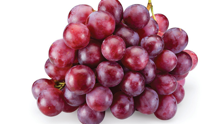 Picture of Red Seedless Grapes