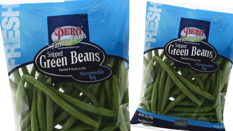 Picture of Pero Family Farms Snipped Green Beans