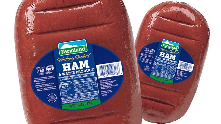 Picture of Farmland Boneless Ham