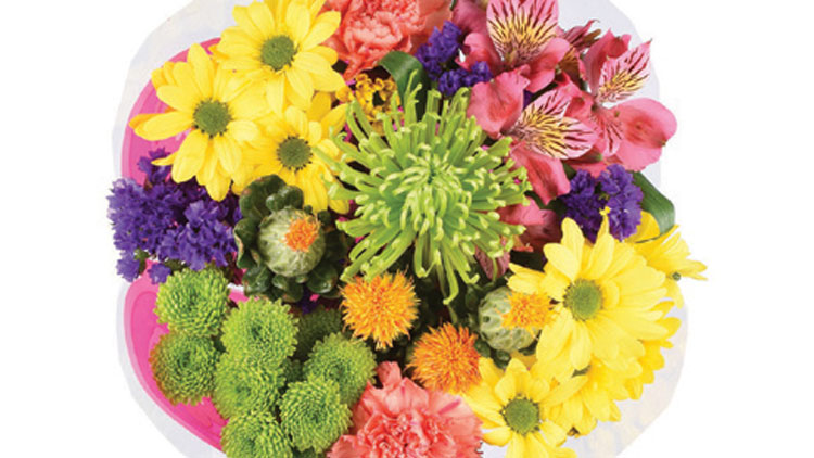 Picture of Happy Day Bouquet