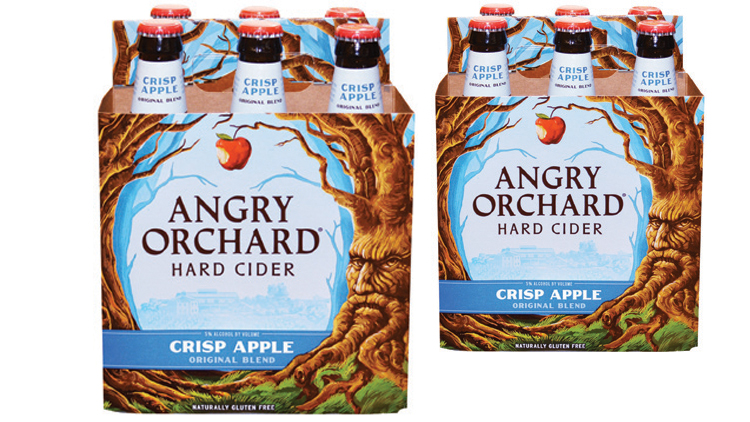 Picture of Samuel Adams or Angry Orchard