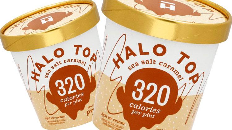 Picture of Halo Top Ice Cream or Ice Cream Pops