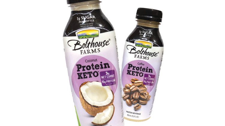 Picture of Bolthouse Farms Protein KETO Beverages