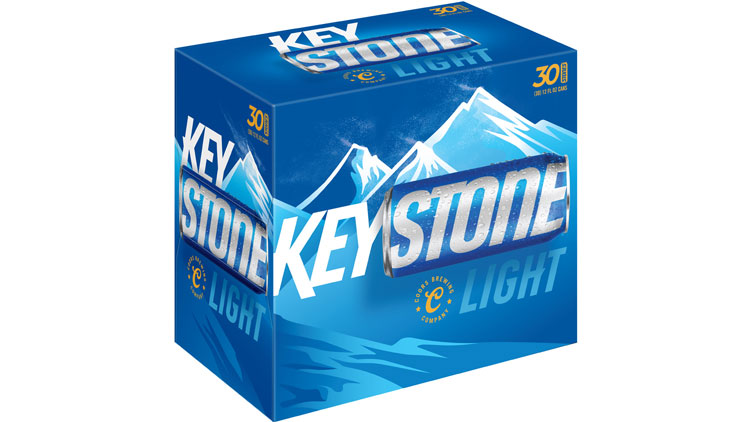 Picture of Keystone Light Beer