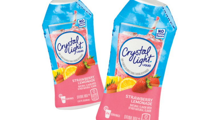 Picture of MiO Liquid Water Enhancer or Crystal Light Liquid Drink Mix