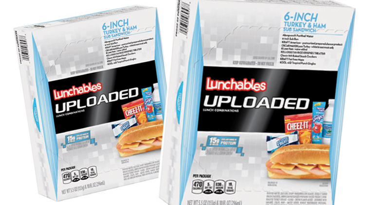 Picture of Lunchables Uploaded Lunch Combinations
