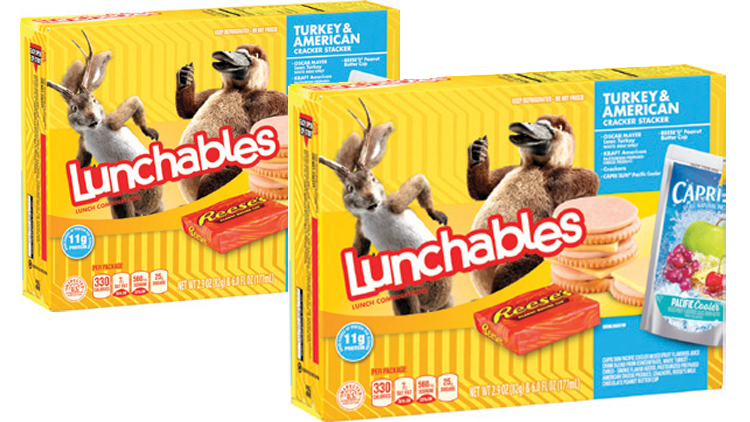Picture of Lunchables Fun Pack Lunch Combinations