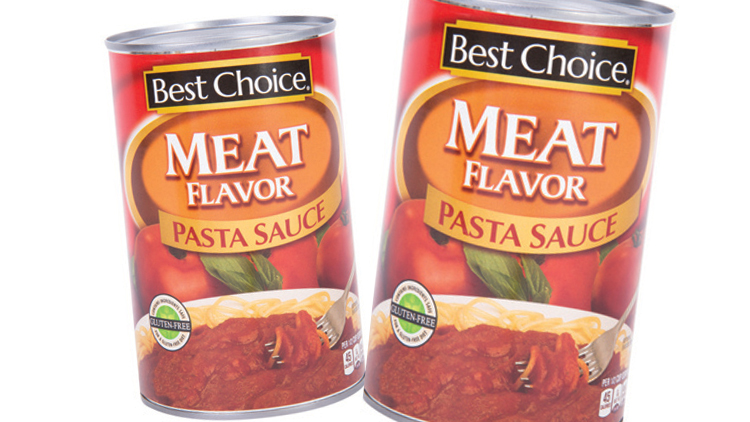 Picture of Best Choice Pasta Sauce