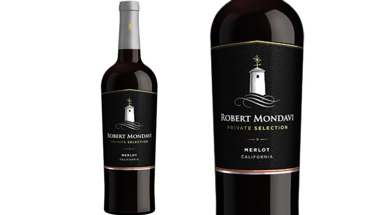 Picture of Robert Mondavi Private Selection Wine