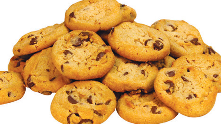 Picture of Hershey's Chocolate Chip Mini Cookies
