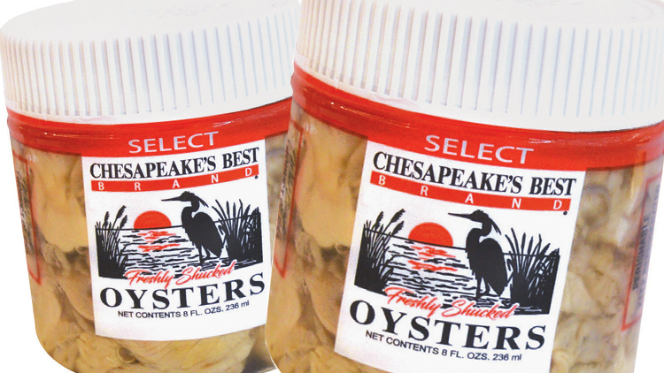 Picture of Chesapeake's Best Fresh Select Oysters