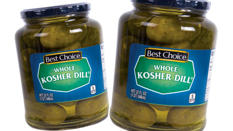 Picture of Best Choice Pickles