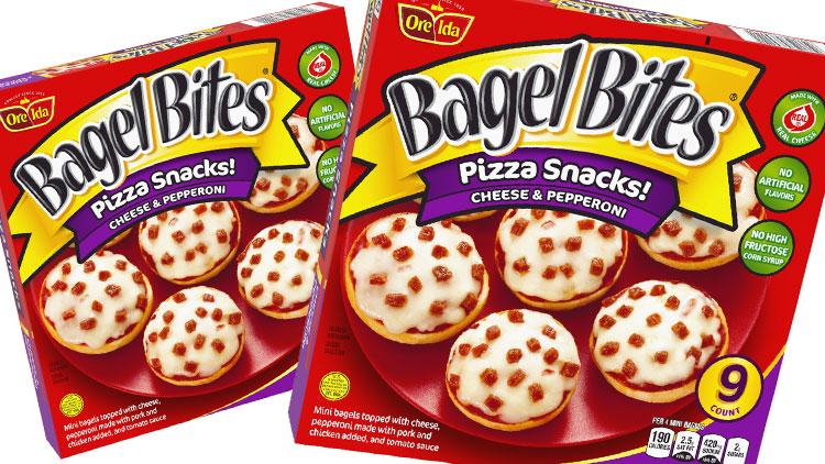 Picture of Ore-Ida Bagel Bites Pizza Snacks