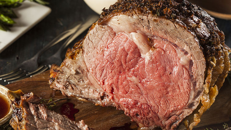 Picture of Bone-In Beef Prime Rib Roast