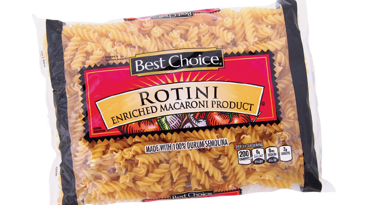 Picture of Best Choice Pasta
