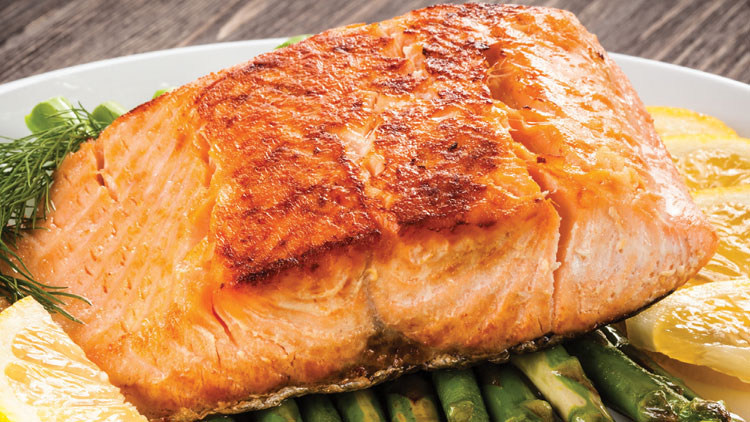 Picture of Fresh Salmon Fillets