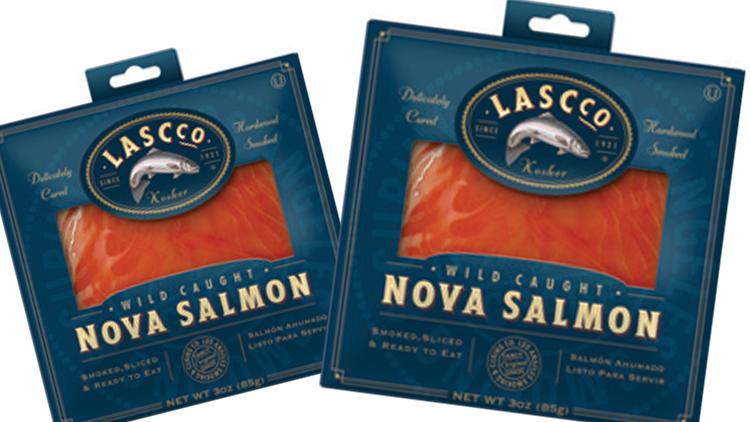 Picture of Lasc Co. Nova Salmon