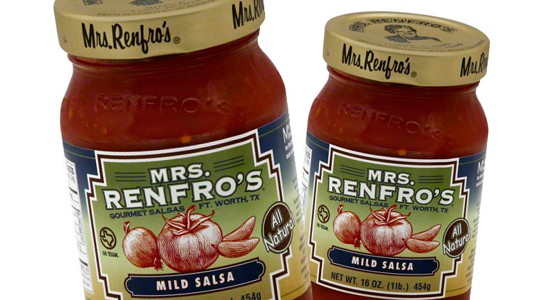 Picture of Mrs. Renfro's Salsa