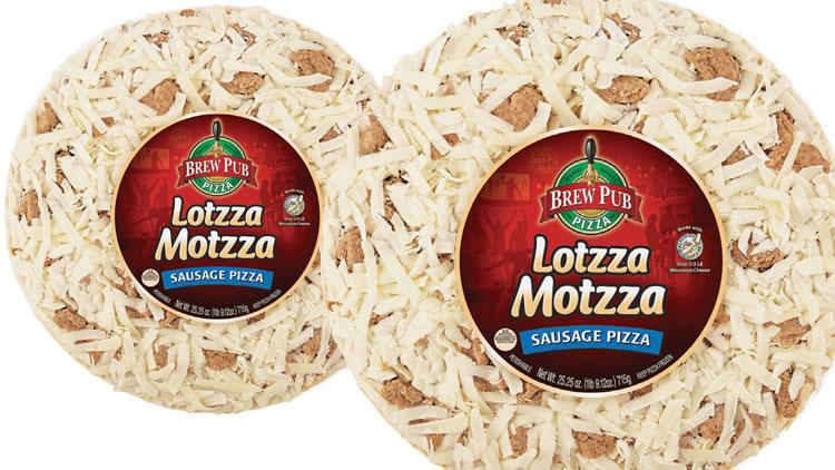 Picture of Brew Pub Lotzza Motzza Pizza