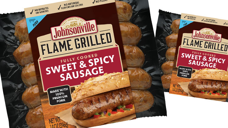 Picture of Johnsonville Flame Grilled Sausage