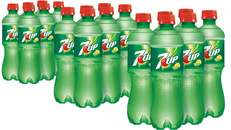 Picture of 7-Up Products