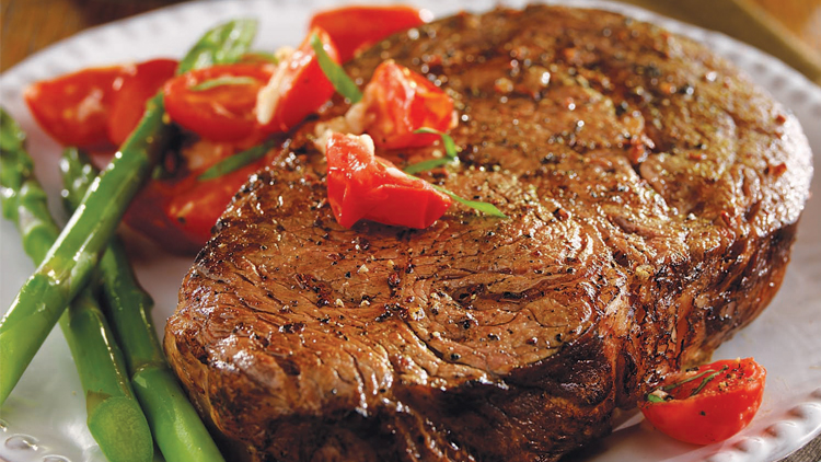 Picture of Boneless Beef Ribeye Steak