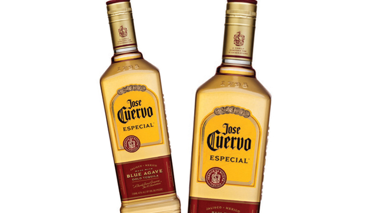 Picture of Jose Cuervo Tequila