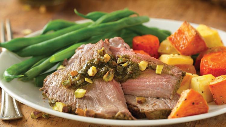 Picture of Boneless Beef Top Round Roast