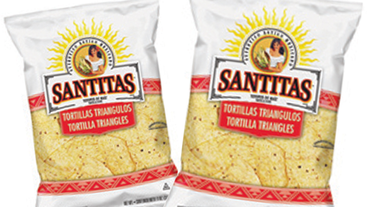 Picture of Santitas Tortilla Chips