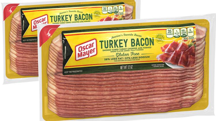 Picture of Oscar Mayer Turkey Bacon
