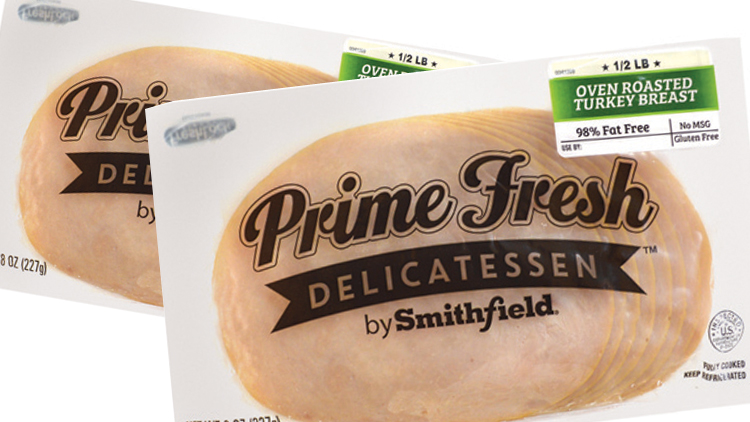 Picture of Prime Fresh Delicatessen by Smithfield Lunchmeat