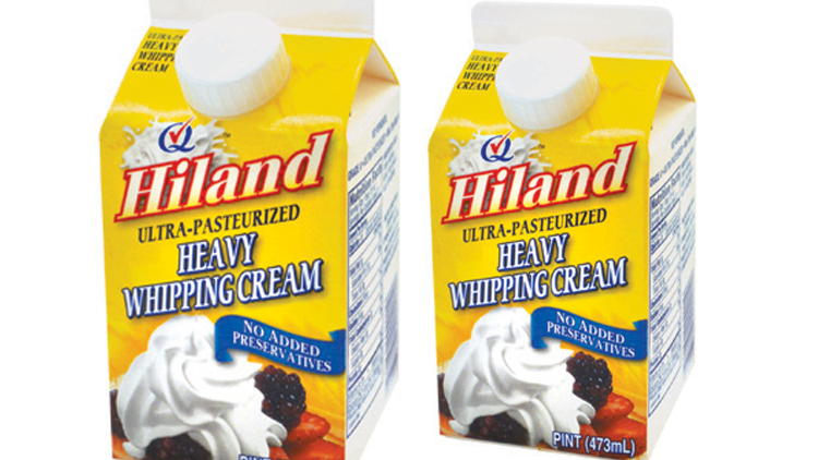 Picture of Hiland Heavy Whipping Cream