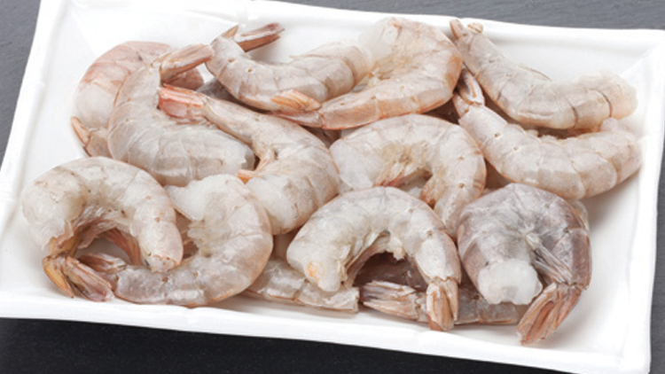 Picture of EZ Peel White Raw Shrimp