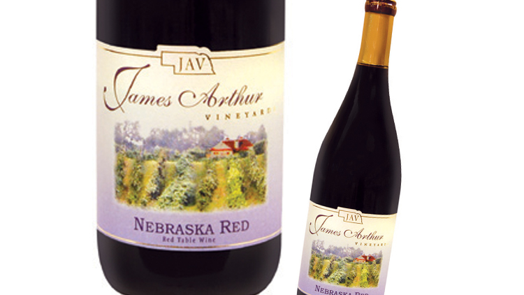Picture of James Arthur Vineyards Wine
